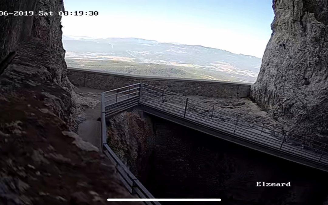 Vidéosurveillance de la Sainte-Victoire