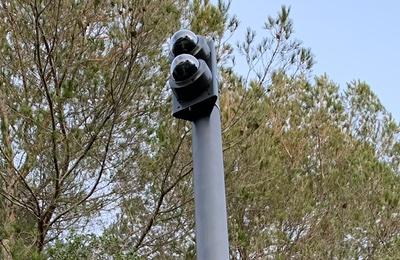 vidéosurveillance camera